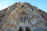 Sagrada Família. Façana delNaixement