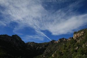 Barranc de les Nines, Serra del Boix