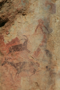 Pintures rupestres del Cabrafeixet