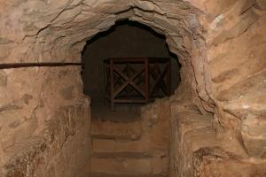Interior de la Torre de Vallferosa (Torà, Segarra)
