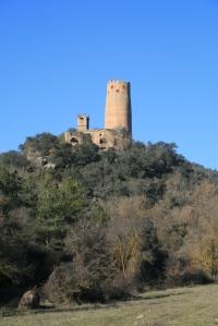 Torre de Vallferosa i església de Sant Pere (Torà, Segarra)