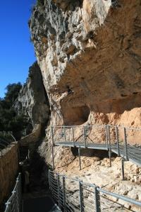Cova Remígia, Ares del Maestrat