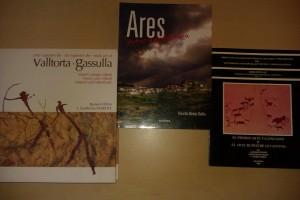 Llibres Ares i pintures rupestres