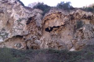 Cinglera del Capelló, Capellades