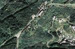 A peu des de Vista Rica fins la Pedra amb inscultures de Collserola a GoogleEarth