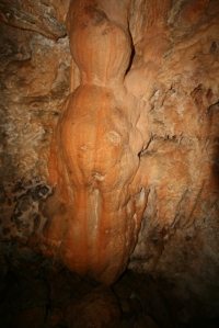 El Nen de la Cova de l'Olla (Aiguaviva, El Montmell)