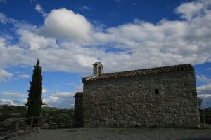 Capelleta de Sant Magí, Santa Coloma de Queralt