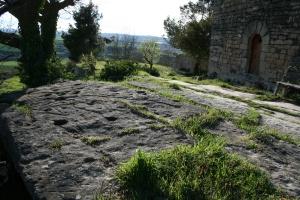 Inscultures de Ermita de Sant Esteve de Ferriols