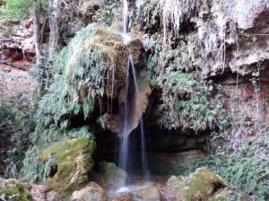 Cascada de la Vall a Montblanc