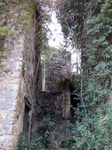 Runes del Molí de la Vall. Montblanc