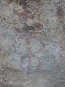 Pintures rupestres de la vall de la Coma. L'Albi, les Garrigues