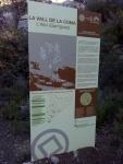 Pintures rupestres de la vall de la Coma. L'Albi, lesGarrigues