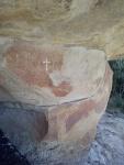 Pintures rupestres de la Balma dels Punts. L'Albi, lesGarrigues