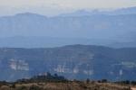 El Tagamanent, els cingles d'en Bertí, la Mola, Montserrtat … des del Pla de laCalma
