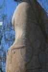 Menhir de Mollet o del Pla de lesPuneres
