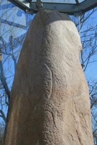 Menhir de Mollet o del Pla de les Puneres