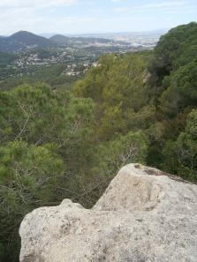 Coves de Can Nadal - Vilanova del Vallès - Céllecs - Parc de la Serralada Litoral